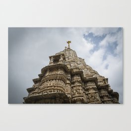 Jagdish Temple Canvas Print