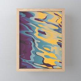 Duskish // 95A Framed Mini Art Print