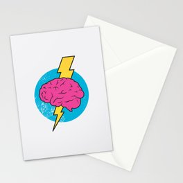 Brainstorming Stationery Cards