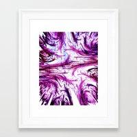 monet Framed Art Prints featuring Monet by Brian Raggatt