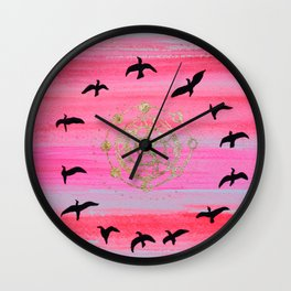 Circle Wall Clock