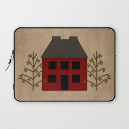 Primitive Country House Laptop Sleeve