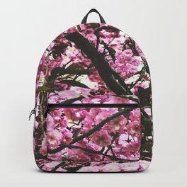 pink blossom 2 Backpack