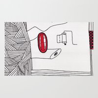 toilet Area & Throw Rugs featuring toilet by DAMlab