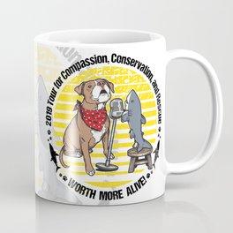 (v1) Worth More Alive! Coffee Mug