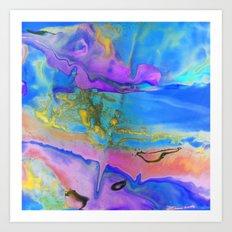 Colour Mixer III Art Print