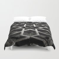 architect Duvet Covers featuring Moroccan Architect by sohailchouhan