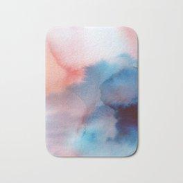 Soft in pink Bath Mat