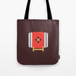 Japan Taiko Drum Tote Bag