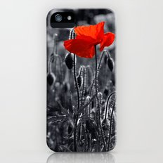 Lest we Forget iPhone SE Slim Case