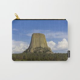 Devils Tower - The first National Monument Carry-All Pouch