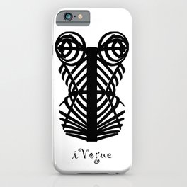 Madonna Corset MDNA iPhone Case