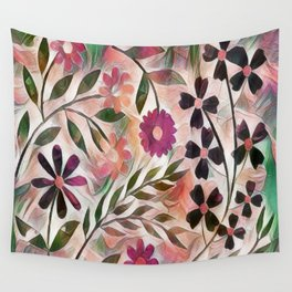 Echos of Summer Wall Tapestry