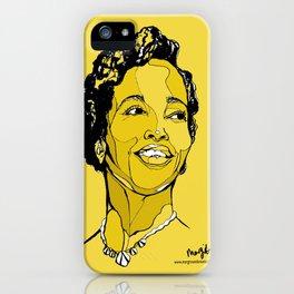 Dorothy Ashby harpist iPhone Case