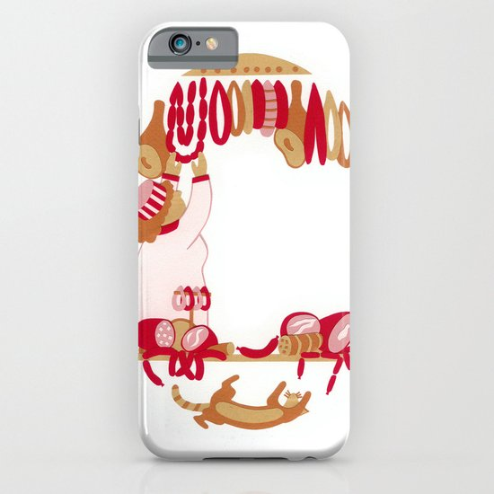C as Charcutière (Pork butcher) iPhone & iPod Case