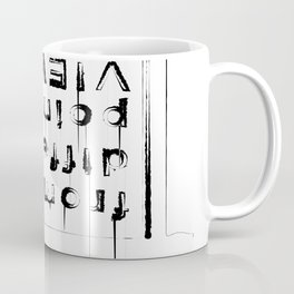 Statement shirt - Different point of view Coffee Mug