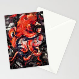 Empress Octo Stationery Cards