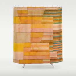 take on art I Shower Curtain