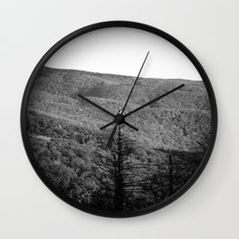 Sinlge standing  Wall Clock