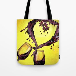Lovers Picnic Tote Bag