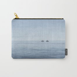Sailing Yachts on Lake Ontario Carry-All Pouch