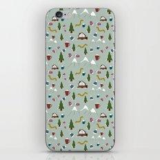 Winter Vacation iPhone & iPod Skin