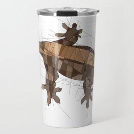 Crested Gecko Travel Mug