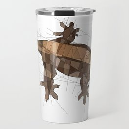 Crested Gecko Travel Mug