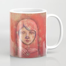 The Ghost in Pink Mug