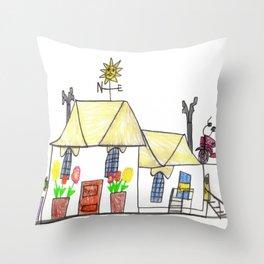 Home, Sweet Home Throw Pillow
