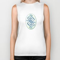 melissa smith Biker Tanks featuring Melissa (#TheAccessoriesSeries) by Wayne Edson Bryan
