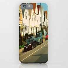 Pretty Houses In a Row ~ Chicago Slim Case iPhone 6s