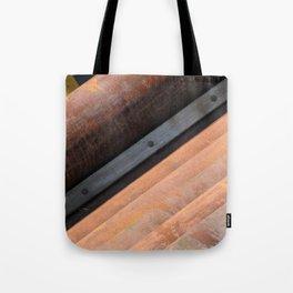 Urban Pipes Tote Bag