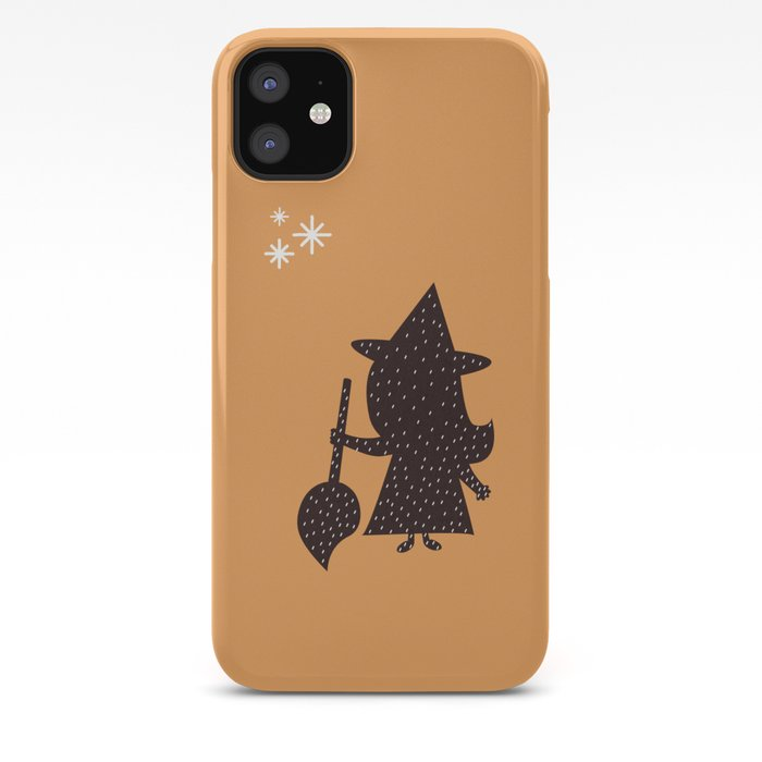 Little Witch iPhone 11 case