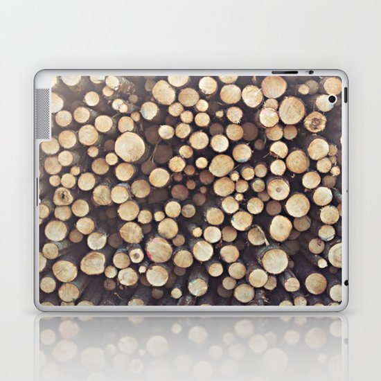 If I wood, wood you? Laptop & iPad Skin