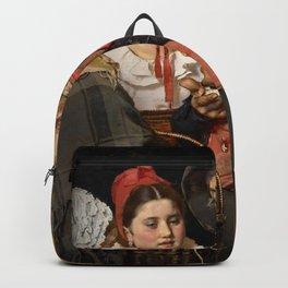 Vivid Retro - Pure Hapiness Backpack
