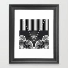 x ii s x Framed Art Print