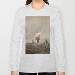 These cities burned my soul Long Sleeve T-shirt