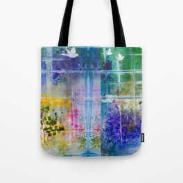View with a Room Tote Bag