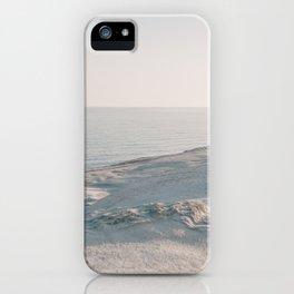 Sarakiniko, Milos, Greece iPhone Case