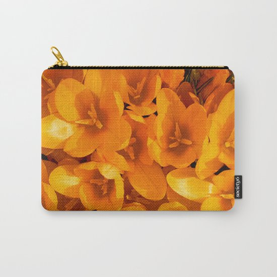 Gold in the garden Carry-All Pouch