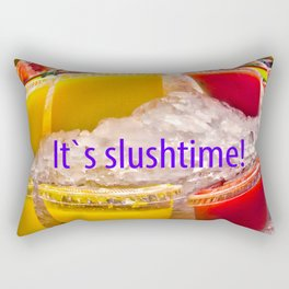 Slush Chiller Rectangular Pillow