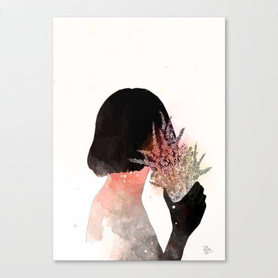 cleanse Canvas Print