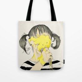 BB cream Tote Bag