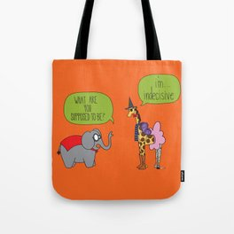 I Went As Everything This Halloween Tote Bag
