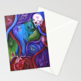Living World Stationery Cards