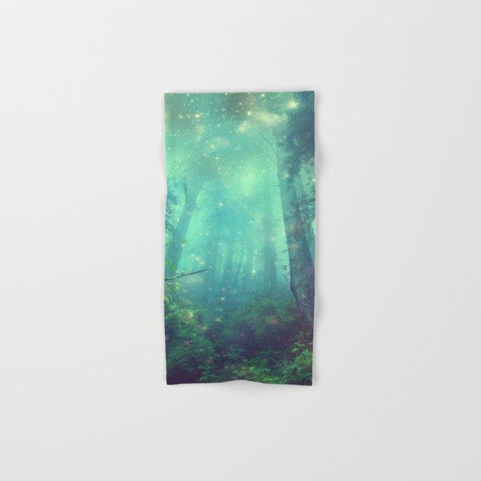 Enchanted Forest II Hand & Bath Towel