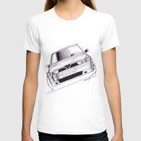 gta v T-shirts featuring Alfa Romeo 155 GTA by Michele Leonello