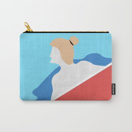 Swimming pool session Carry-All Pouch