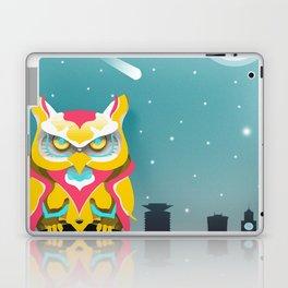 Nairobian Owl Laptop & iPad Skin